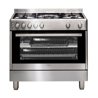 Euromaid 90cm Freestanding Gas Oven/Stove GG90S
